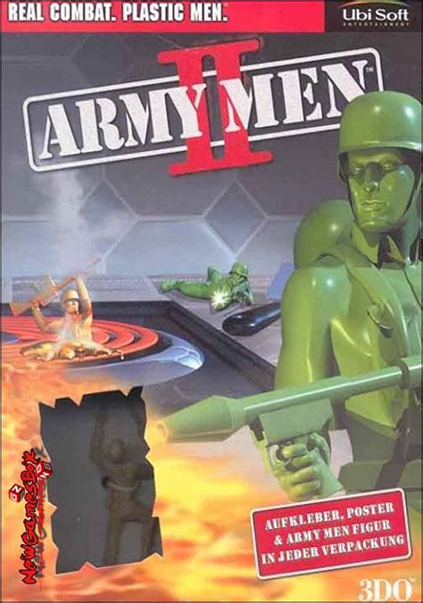 army games free download full version for pc xp army men ii free download full version pc game setup