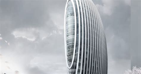 Interior Design Home Staging Classes by Impressive Modern Office Tower By Aedas Architectural