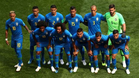 fifa world cup 2018 why brazil played in blue instead of
