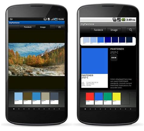 color swatch paint chip app 134 best paint chips and pantone images on