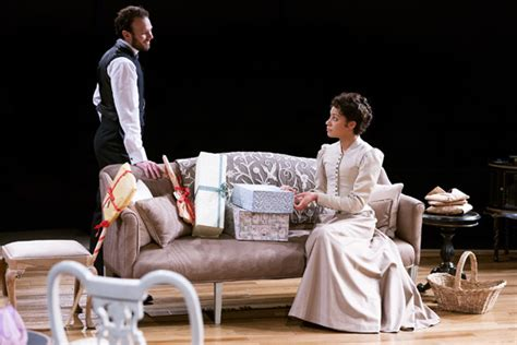 nora a dolls house a doll s house theatre review royal exchange