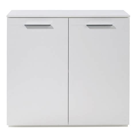 Storage Cabinet White by Impressive Low Storage Cabinet 2 Low White Storage