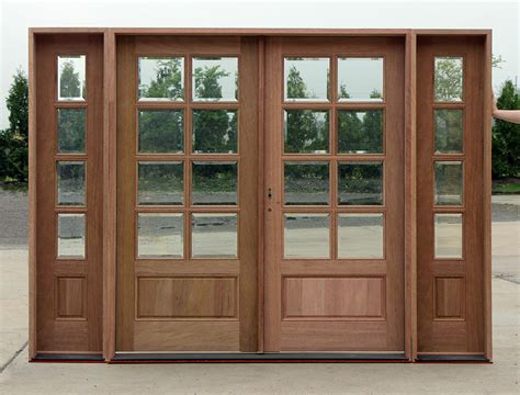 Sidelights For Front Doors Exterior Doors With Sidelights