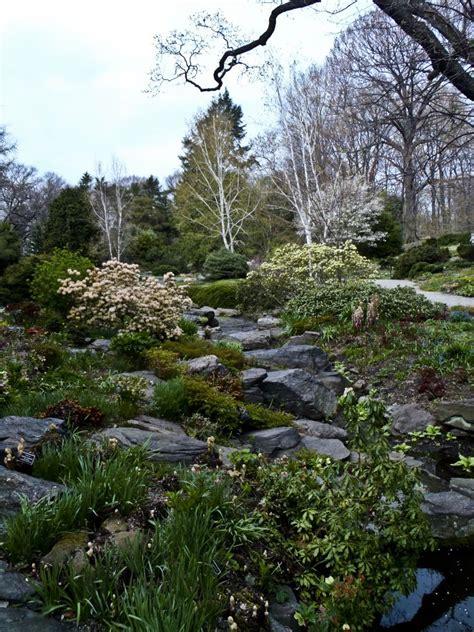 botanic garden v nyc