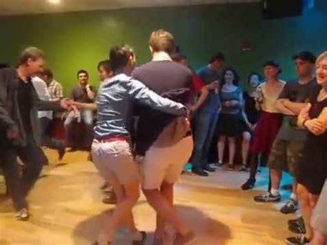 Swing Guys by Gio Olla Adam Brozowski Voon Lindy Hop 3 Guys Swing