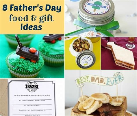 free food for fathers day s day ideas for food gifts celebrations at home