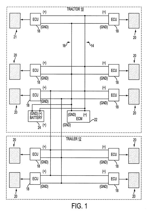 wabco abs wiring system diagram get free image about