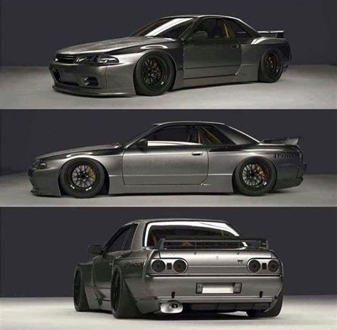 nissan cars names the gtr r32 is the number 1 japanese jdm car it was the