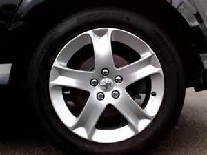 Peugeot 207 17 Alloy Wheels Peugeot 407 Alloys 16 Inch