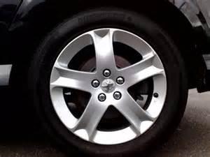 Peugeot Alloy Wheels Peugeot 407 Alloys 16 Inch