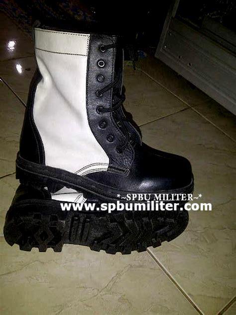 Sepatu Provos Polri sepatu pdl provos asli jatah spbu militer
