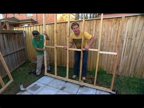 Build Your Own Outdoor Shed by How To Build Your Own Garden Shed Wowtopics
