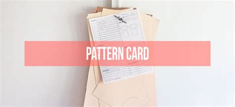 what pattern do you use for the nether reactor what is a pattern card and why you should already be using one