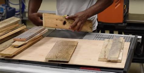 How To Make A Pallet With A Back by How To Make Diy Wood Pallet Backsplash