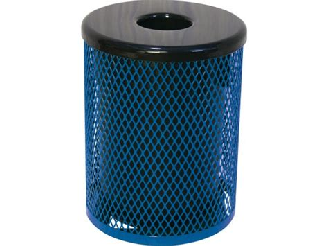 32 gallon trash can cut upt 321 outdoor trash cans
