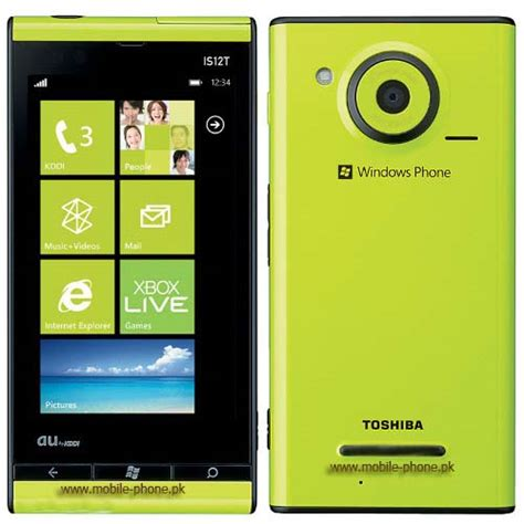 Hp Toshiba Fujitsu Is12t toshiba windows phone is12t mobile pictures mobile phone pk
