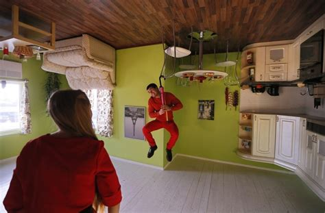 upside down house upside down house moscow s new tourist attraction unusual places