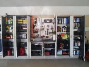 Decorative Pantry Cabinet Flow Wall Storage Solutions Contemporary Garage And