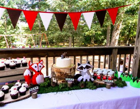 Backyard Ideas For Kids 10 Rustic Kids Birthday Party Ideas Rustic Baby Chic