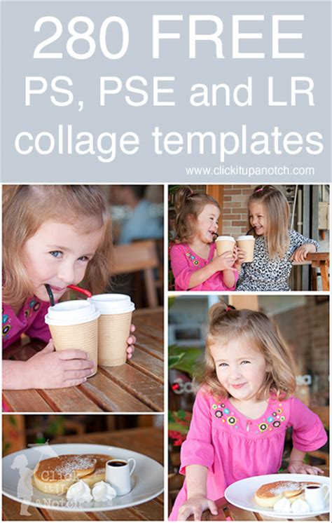 photoshop collage templates images