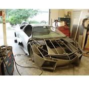 Una R&233plica Del Lamborghini Revent&243n A Partir De Un
