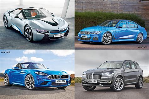 2019 Bmw New Models by The 10 Bmw Models Coming Before The End Of 2018