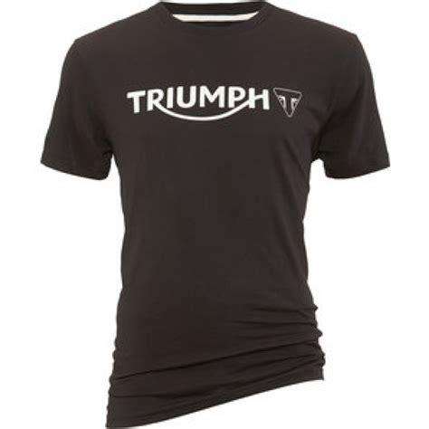 Motorrad T Shirt Triumph by Triumph Logo T Shirt