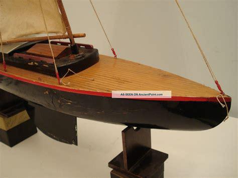 toy boat pond worth aj chris craft boat for sale michigan quarterbacks vintage