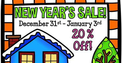 5 new year sale the teaching sweet shoppe happy new year s sale