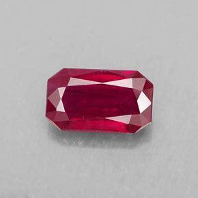 Ruby Oktagon 1 1 carat pink ruby gem from myanmar burma