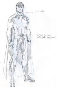 dc comics sketch gallery redesigned characters 52 comic