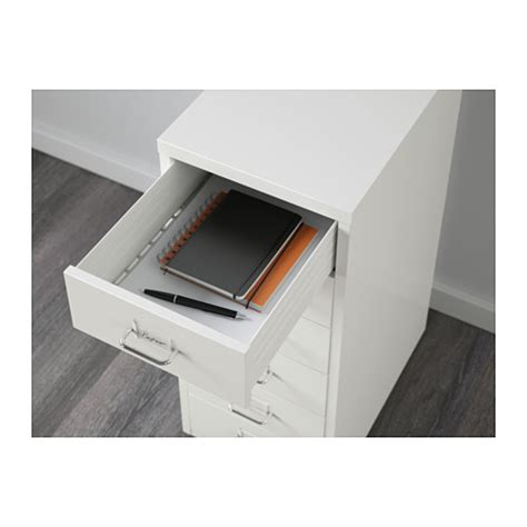 Helmer Drawer by Helmer Drawer Unit On Castors White 28x69 Cm