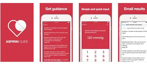android app layout guide evidence based aspirin guide app is now also available for