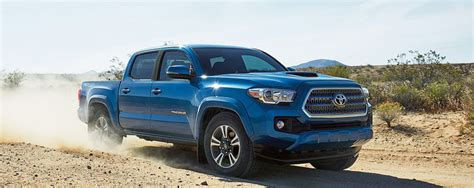 Toyota Tacoma Vs Tundra 2016 Toyota Tacoma Vs Tundra Price And Specs Tallahassee Fl