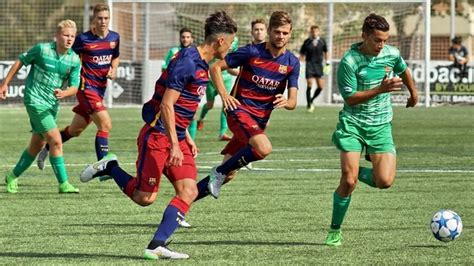 barcelona u19 ue cornell 224 v fc barcelona u19 a comeback to remain top