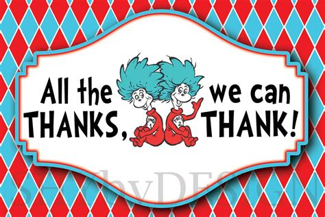 thing 1 and thing 2 card templates argyle dr seuss thing 1 thing 2 printable thank you cards