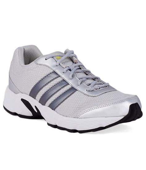 adidas phantom   silver sport shoes price  india