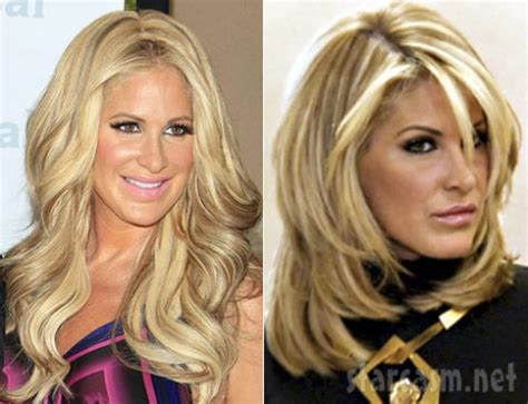 why does kim zolciak wear a wig video kim zolciak finally removes her wig on don t be