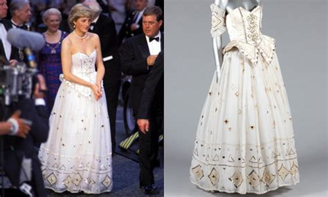 lady diana dresses princess diana s fairytale gown fetches 163 102 000 at auction