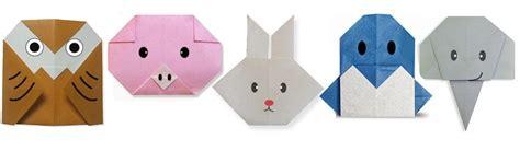 figuras geometricas origami figuras de animales para iniciar a los ni 241 os en el origami