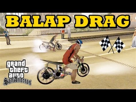 game balap drag mod full download mod gta san andreas motor drag
