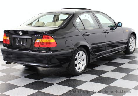 used 2005 bmw 2005 used bmw 3 series 325i sedan 5 speed manual