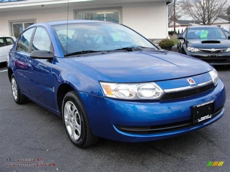 saturn ion 2004 2004 saturn ion 2 sedan in electric blue 164506 all