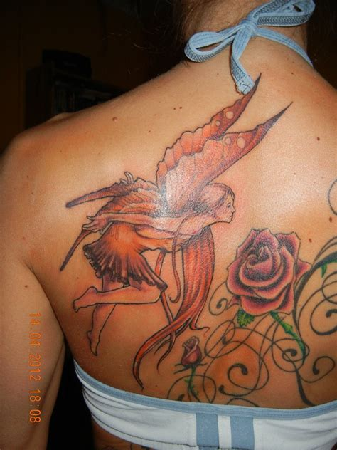 fairy tattoo design tattoos designs ideas and meaning tattoos for you