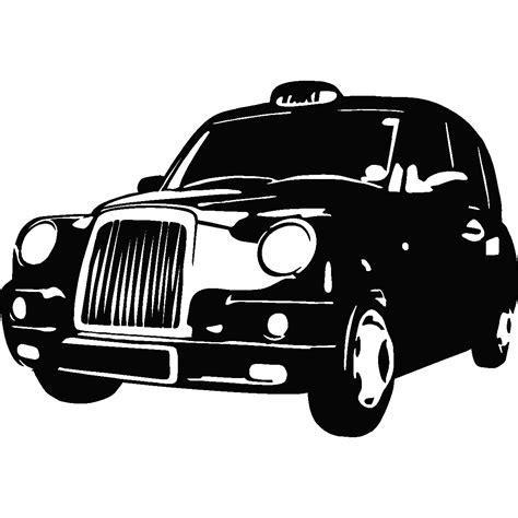 stickers muraux pays et villes sticker londres taxi 1