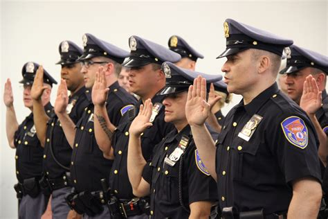 Wc Pd by Astorino Swears In 24 New Members To The Department Of