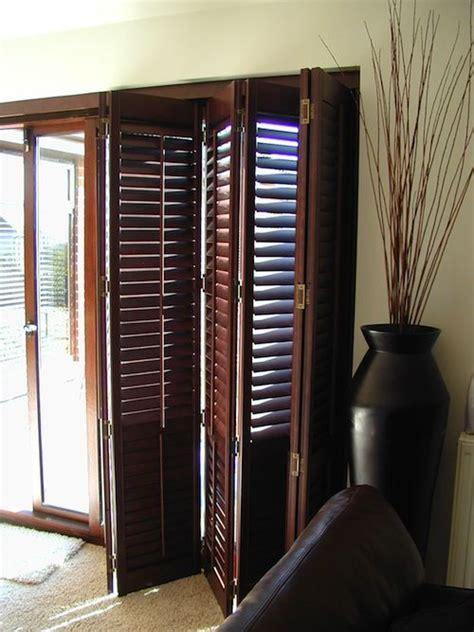 Wooden Shutter Doors Interior by 10 Best Images About Bi Fold Door Shutters On