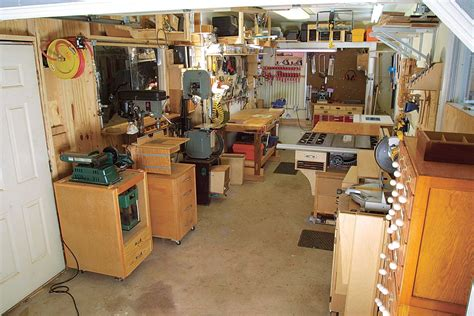 small woodshop layout ideas layout kit