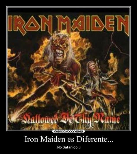 Iron Maiden Memes - pin desmotivaciones metaleras metallica imagenes