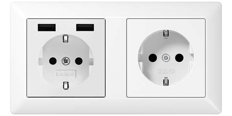 ls with outlets and usb easy charging with the usb wall socket outlets from 2usb eu